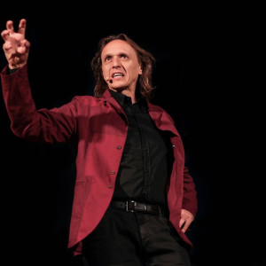 Alessandro Anderloni al Teatro Romano di Verona Le Falìe